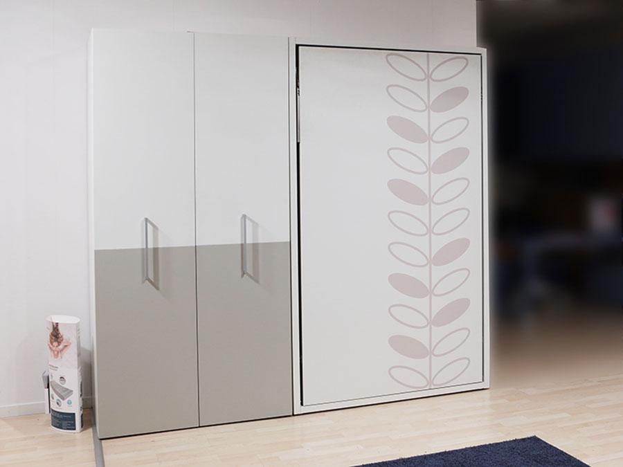 Modello di armadio per la cameretta dei bambini n.03