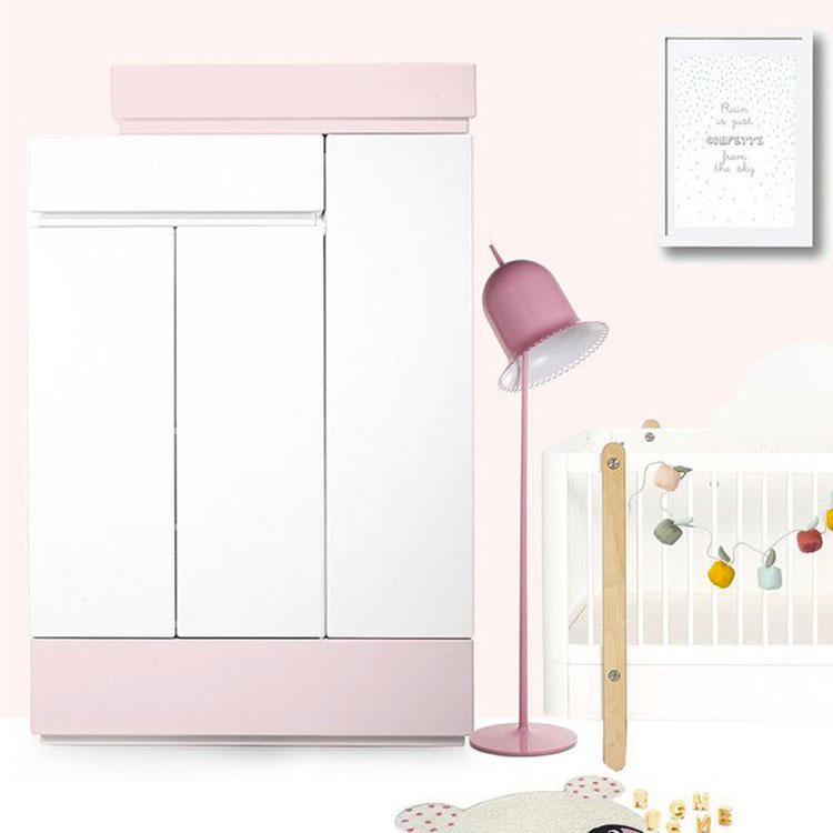 Modello di armadio per la cameretta dei bambini n.14