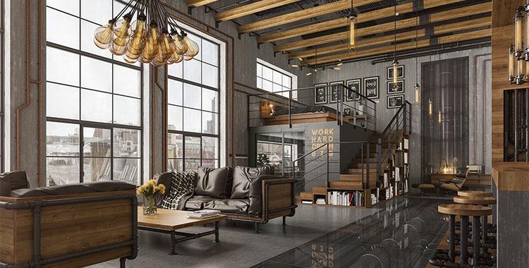 Arredamento stile industriale ecco la guida completa for Shopping online casa e arredamento