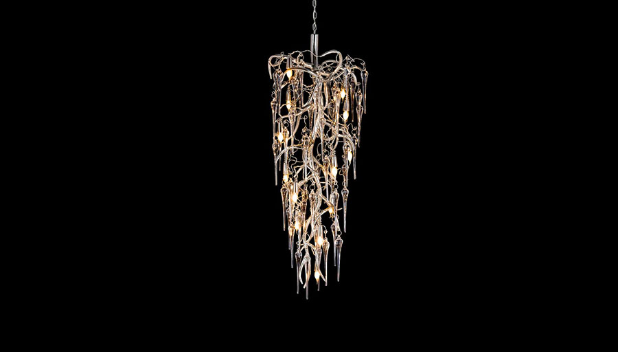 Modello di lampadario moderno di Brand van Egmond n.01