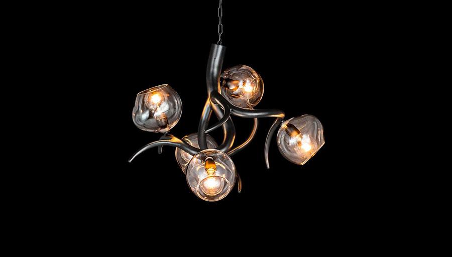 Modello di lampadario moderno di Brand van Egmond n.02