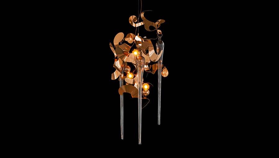 Modello di lampadario moderno di Brand van Egmond n.03