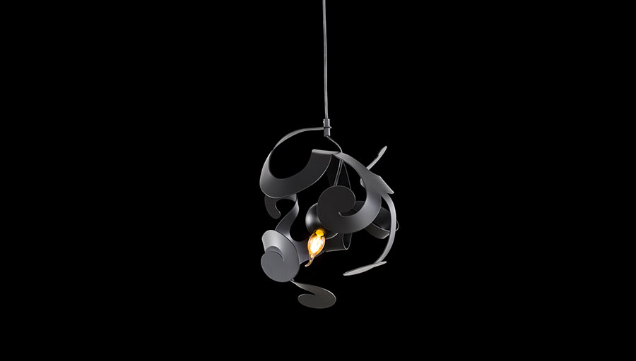 Modello di lampadario moderno di Brand van Egmond n.04