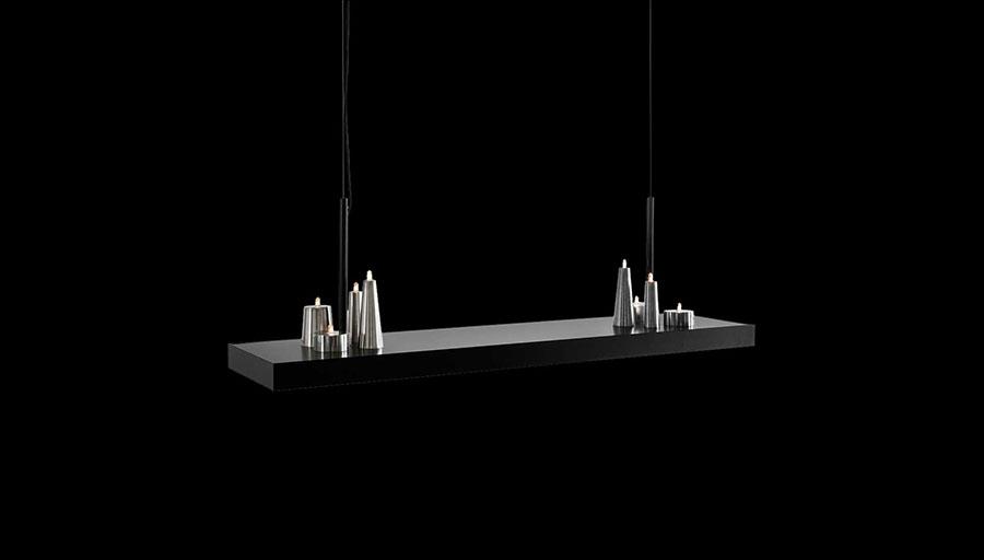 Modello di lampadario moderno di Brand van Egmond n.05