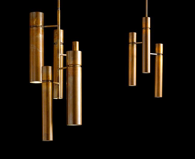 Modello di lampadario moderno di Henge n.03