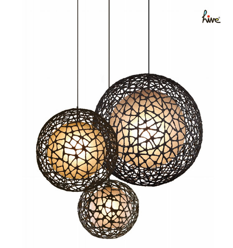 Modello di lampadario moderno di Hive n.05