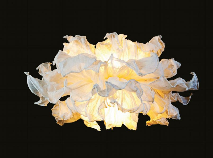 Modello di lampadario moderno di Hive n.07