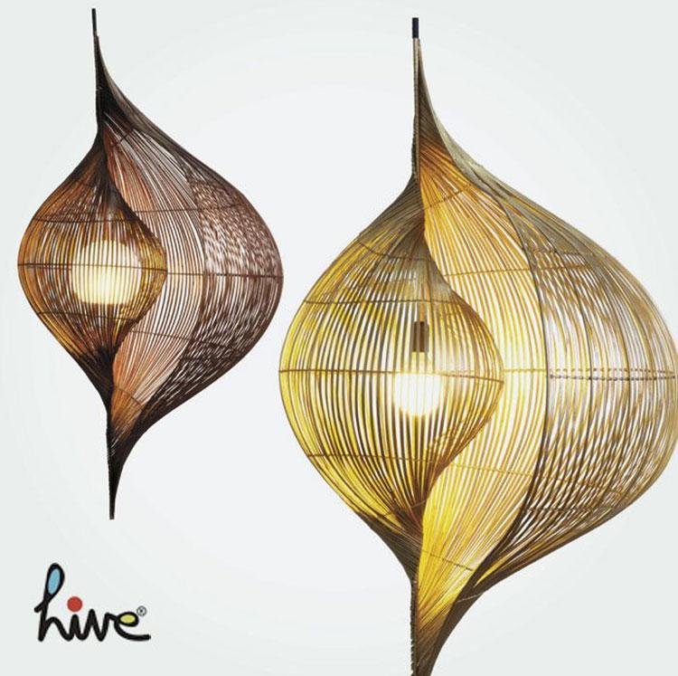 Modello di lampadario moderno di Hive n.12