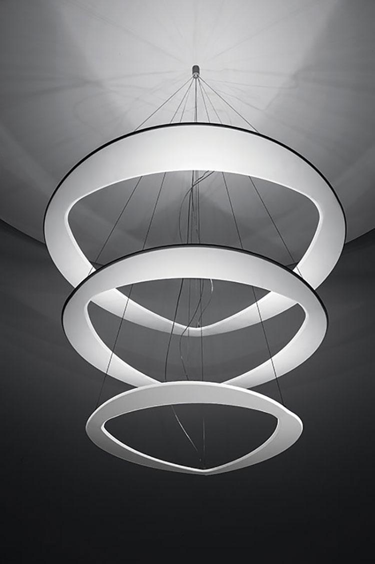 Modello di lampadario moderno di Icone n.01