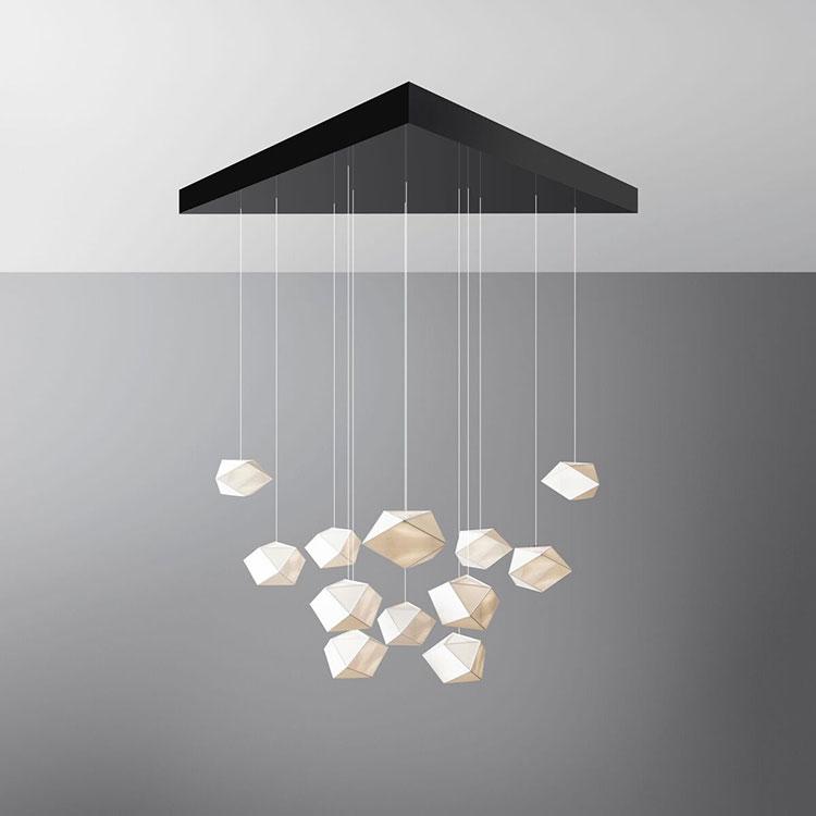 Modello di lampadario moderno di OctavioAmado n.01