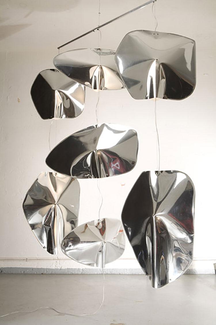 Modello di lampadario moderno di OctavioAmado n.03