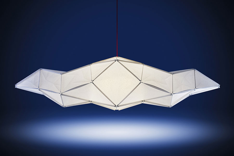 Modello di lampadario moderno di OctavioAmado n.04