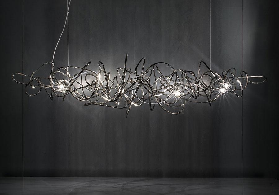 Modello di lampadario moderno di Terzani n.01