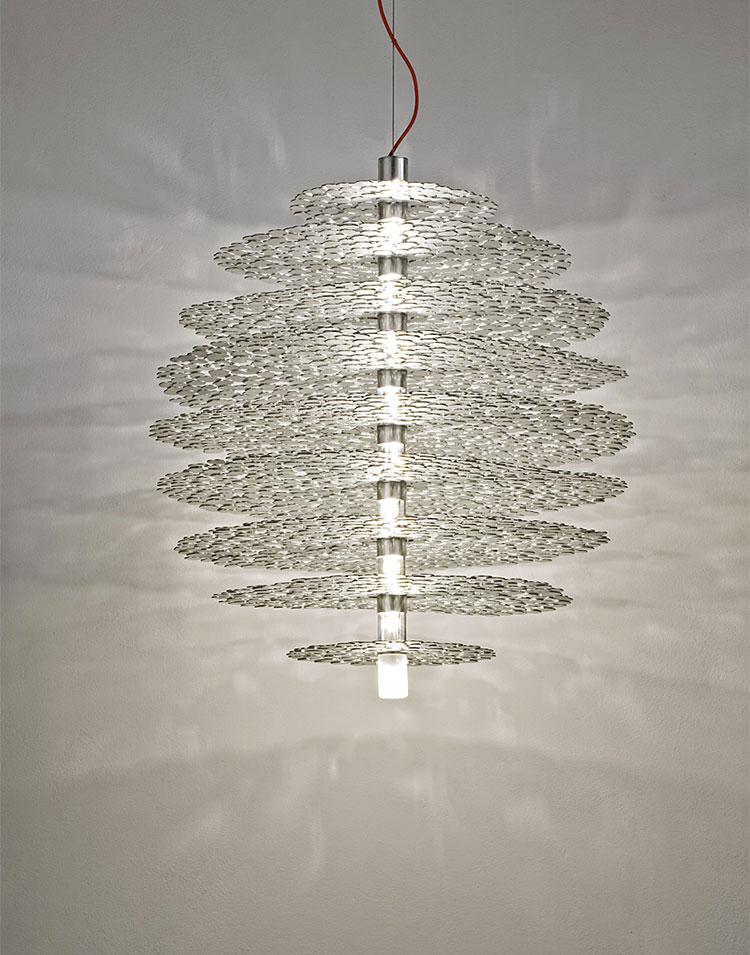 Modello di lampadario moderno di Terzani n.05