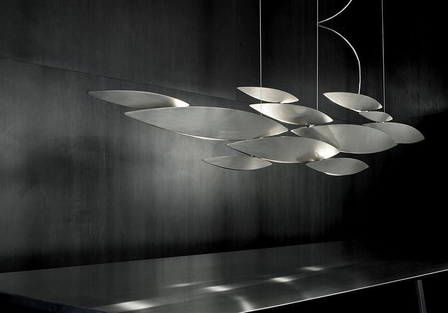 Modello di lampadario moderno di Terzani n.09