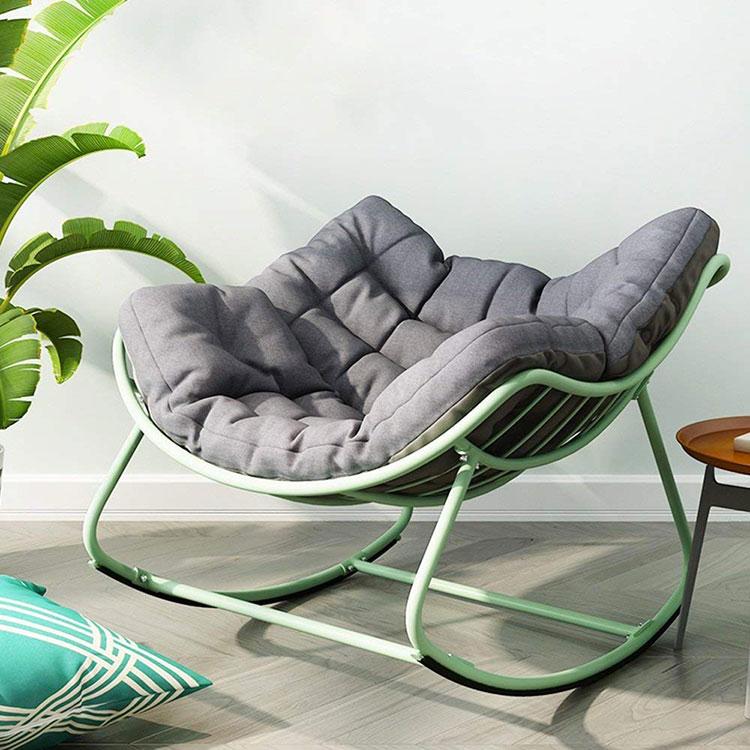 Modello di sedia a dondolo moderna n.05