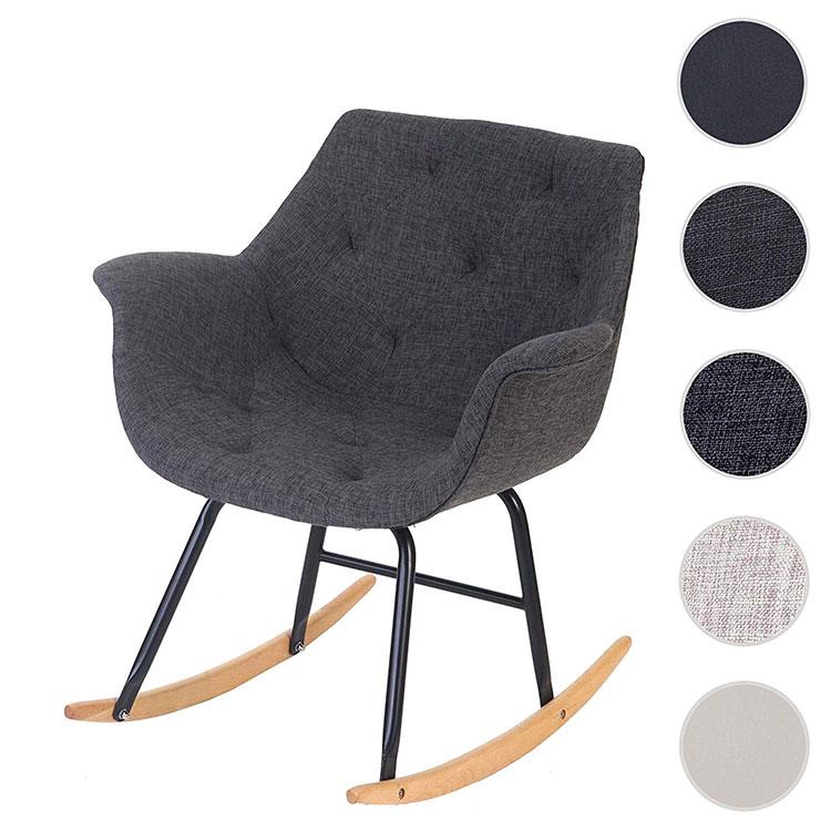 Modello di sedia a dondolo moderna n.15