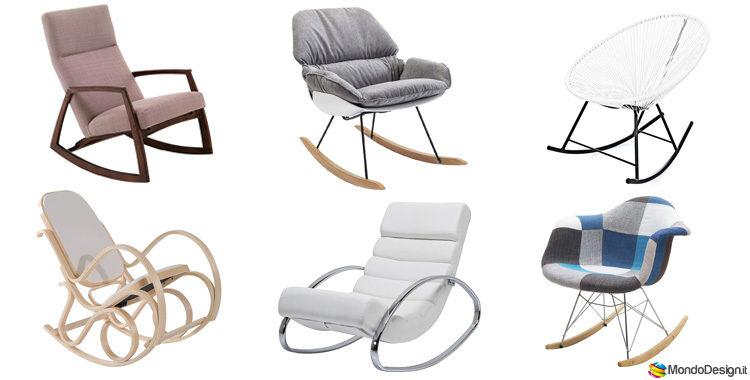 Negozi Sedie A Dondolo.25 Modelli Di Sedie A Dondolo Moderne In Vendita Online