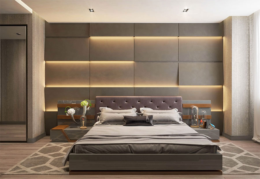 Camere da letto di design 50 favolose idee di arredamento for Camere da letto convenienti