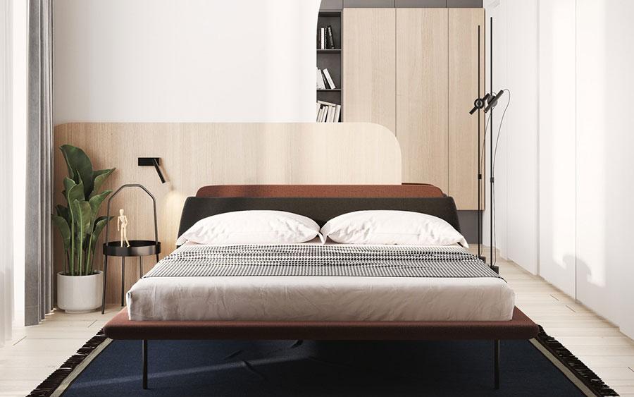 Idee per arredare una camera da letto di design n.05