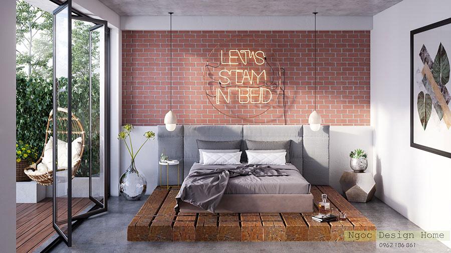 Idee per arredare una camera da letto di design n.09