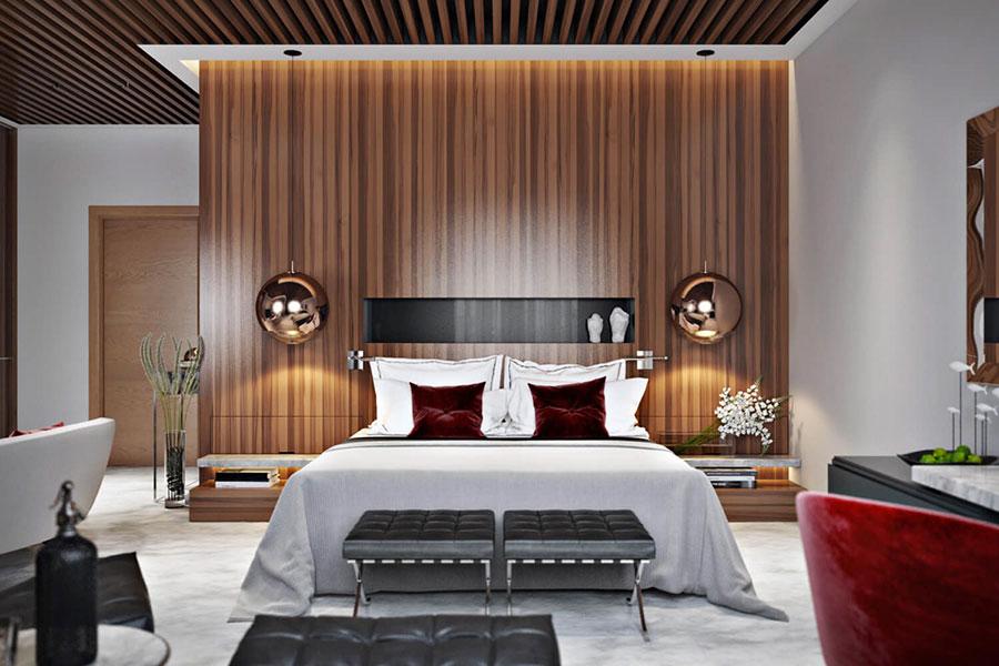 Idee per arredare una camera da letto di design n.18
