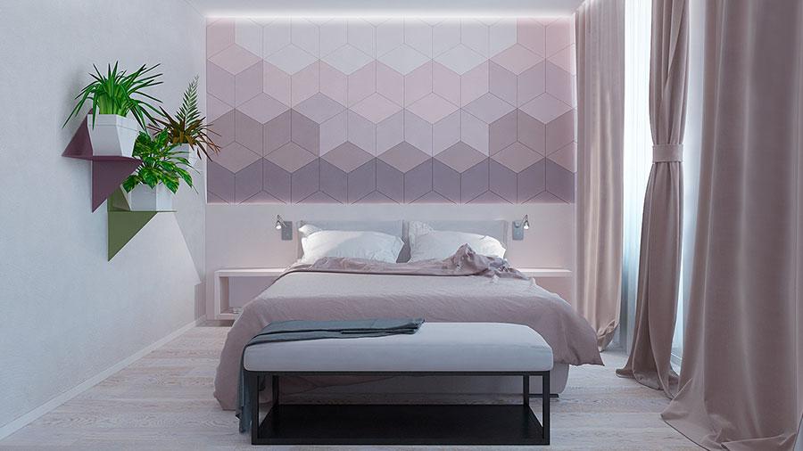 Idee per arredare una camera da letto di design n.32