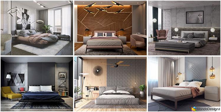 Interior Design Camera Da Letto.Camere Da Letto Di Design 50 Favolose Idee Di Arredamento