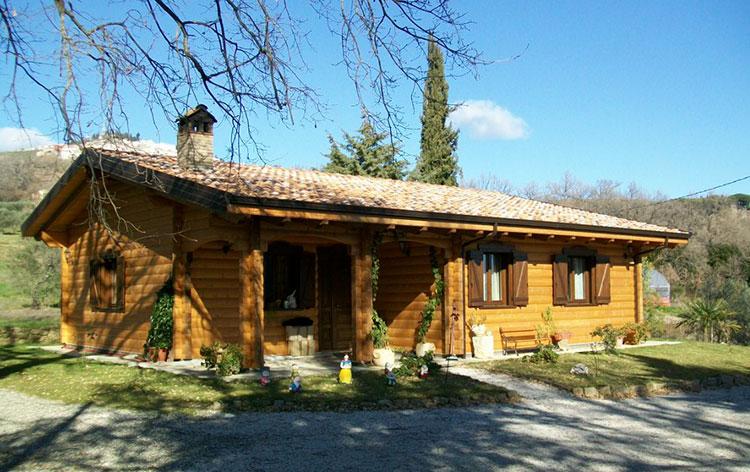 Casa in legno di Abilegno