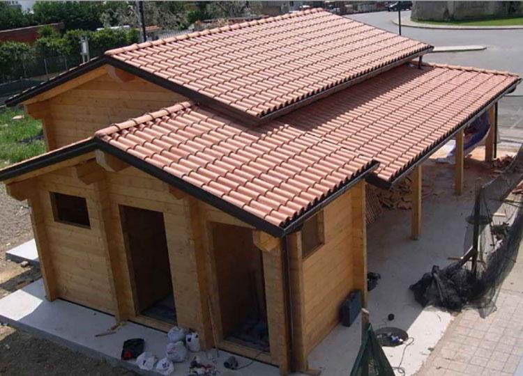 Casa in legno di Edil Legno