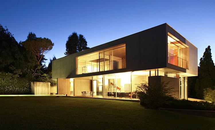 Casa in legno di GR Sistemi