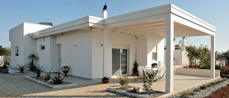 Casa prefabbricata Garden Legno