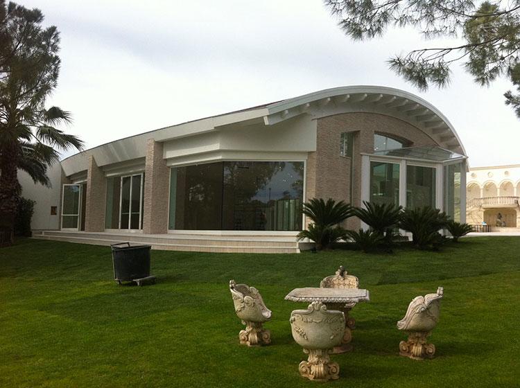 Casa prefabbricata Nuova Artlegno