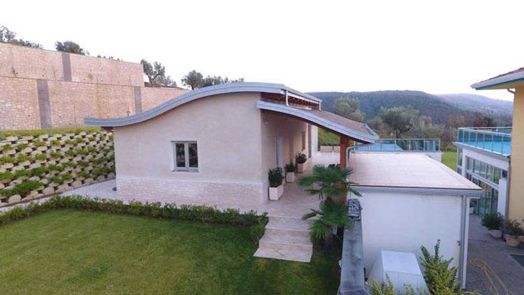 Casa in legno di Angoli Legno & Edilizia