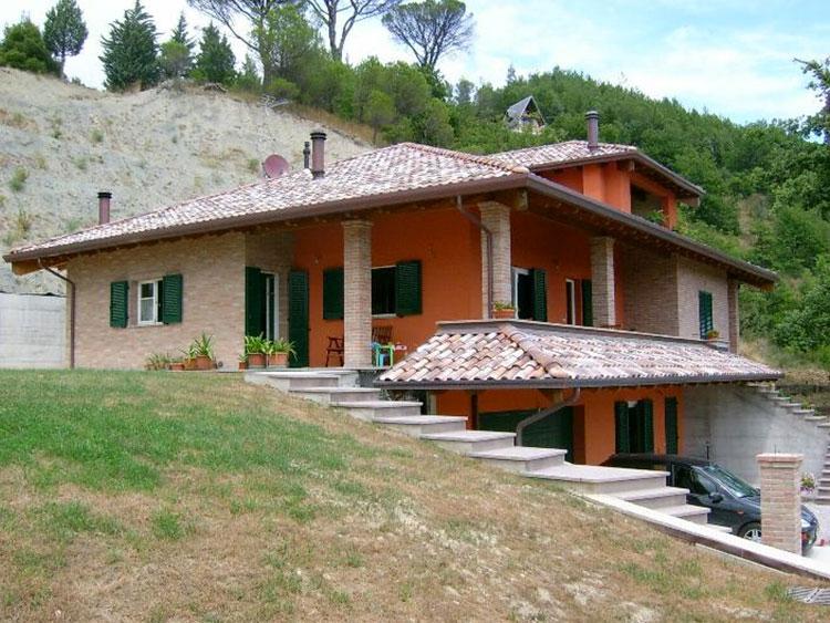Casa in legno di Molinaro Antonio