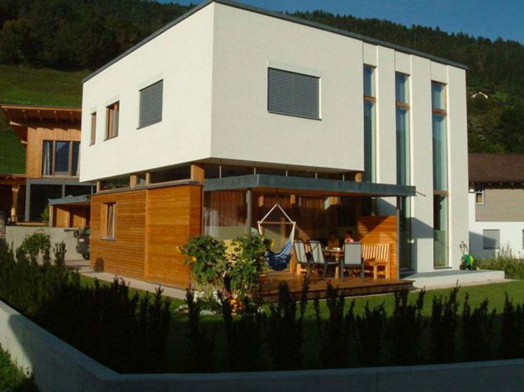 Casa in legno di Isolpan