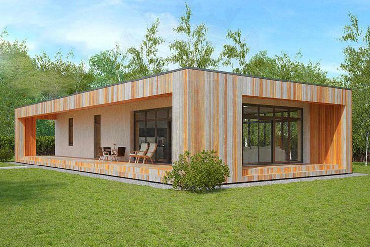 Casa in legno di Tornatorecaseinlegno