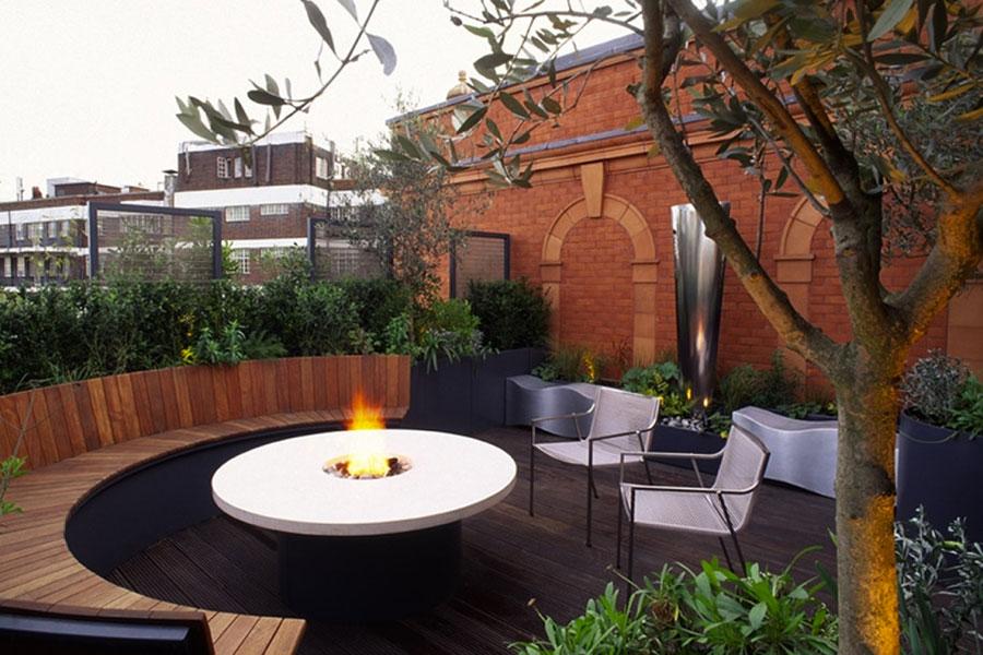 Idee per creare un giardino in terrazzo n.07
