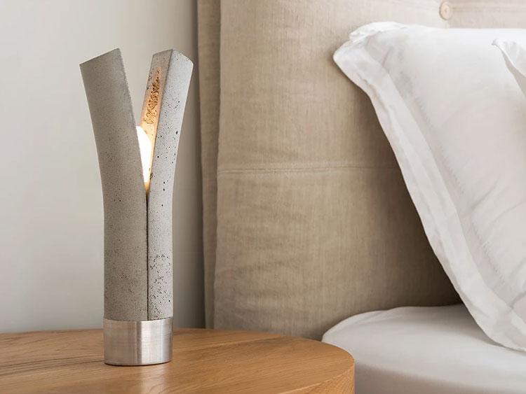 Modello di lampada da comodino di Design di Ardoma