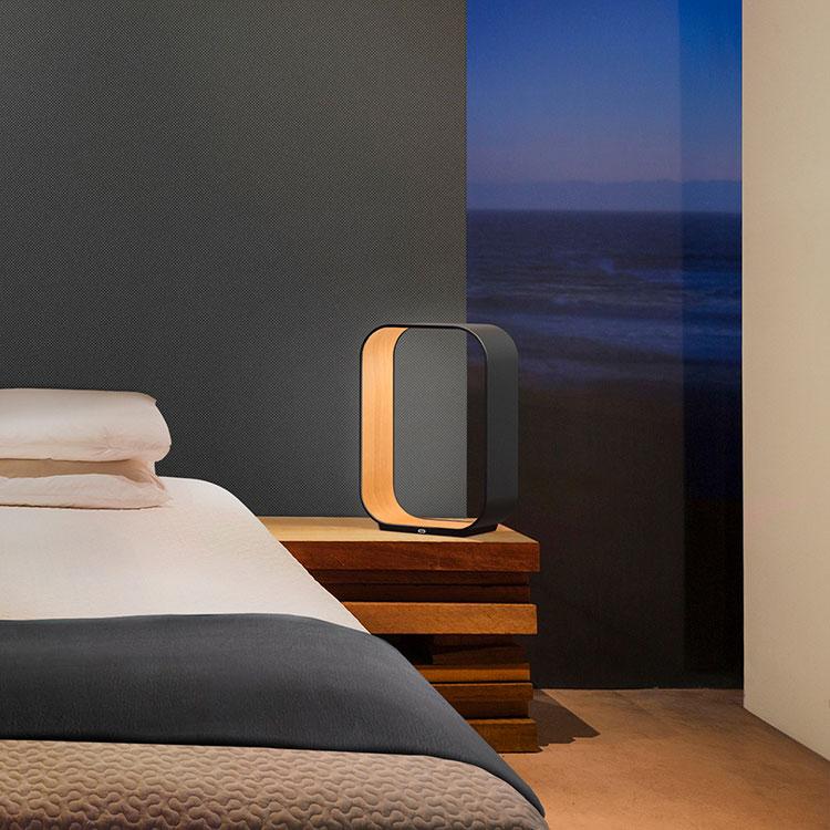 Modello di lampada da comodino di Design di Pablo