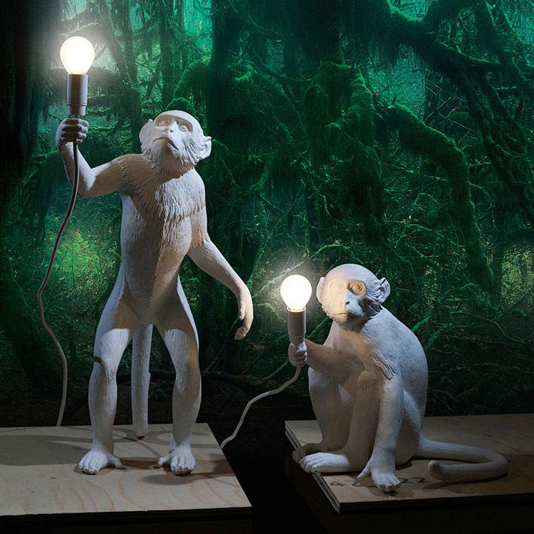 Modello di lampada da comodino di Design di Seletti 01