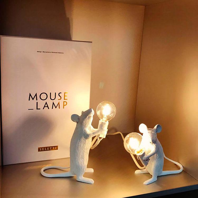 Modello di lampada da comodino di Design di Seletti 04