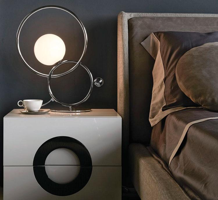 Modello di lampada da comodino di Design di Venicem