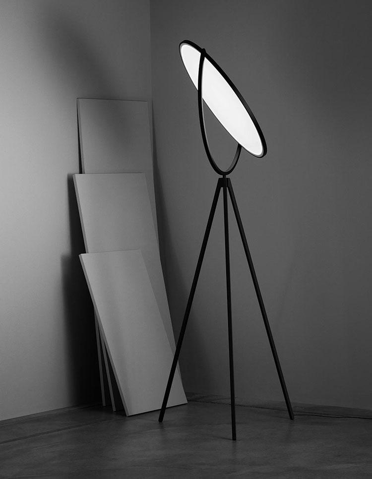 Lampada di Flos modello Superloon