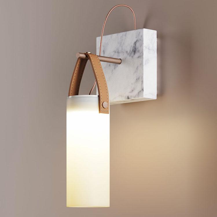 Lampada di FontanaArte modello Galerie