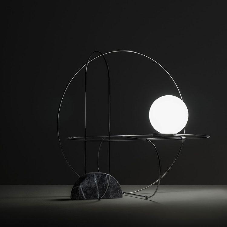 Lampada di FontanaArte modello Setareh