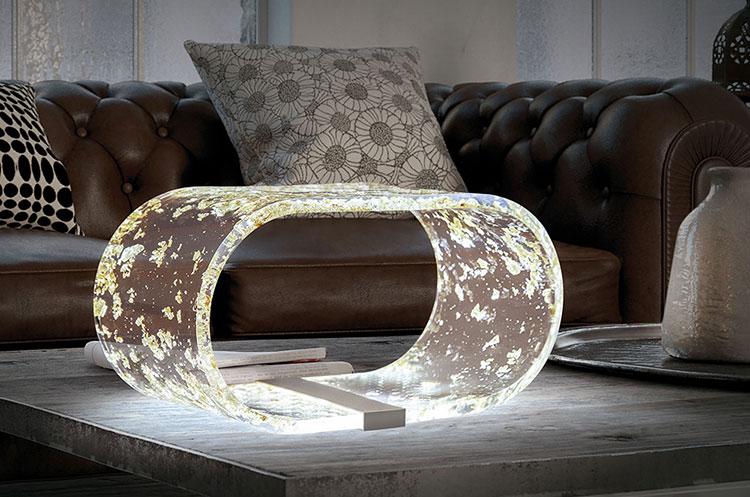 Lampada Vesta modello Future