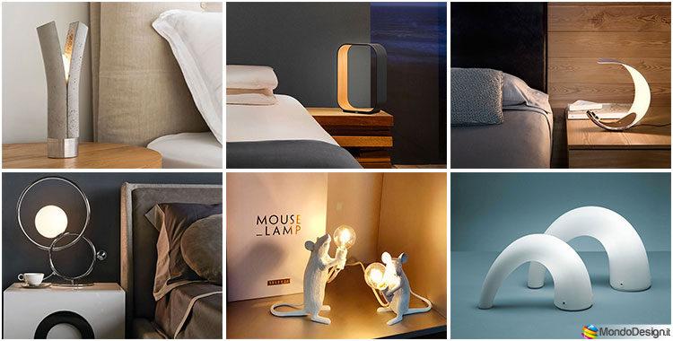 Lampade da Comodino di Design: ecco 30 Modelli Spettacolari ...
