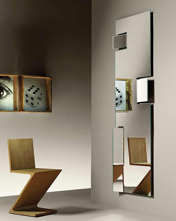 Specchi per camera da letto ecco 30 modelli di design - Specchio camera letto ...