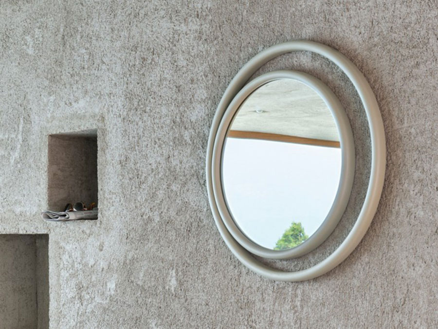 Modello di specchio per comò per camera da letto n.06